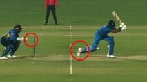 IND vs SL 3rd t20 : Rahul throws away his wicket after his half century | Oneindia Kannada