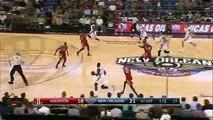 Houston Rockets 83-111 New Orleans Pelicans