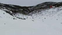 Bitlis'te toprağa gömülü halde 100 Kilogram EYP ele geçirildi