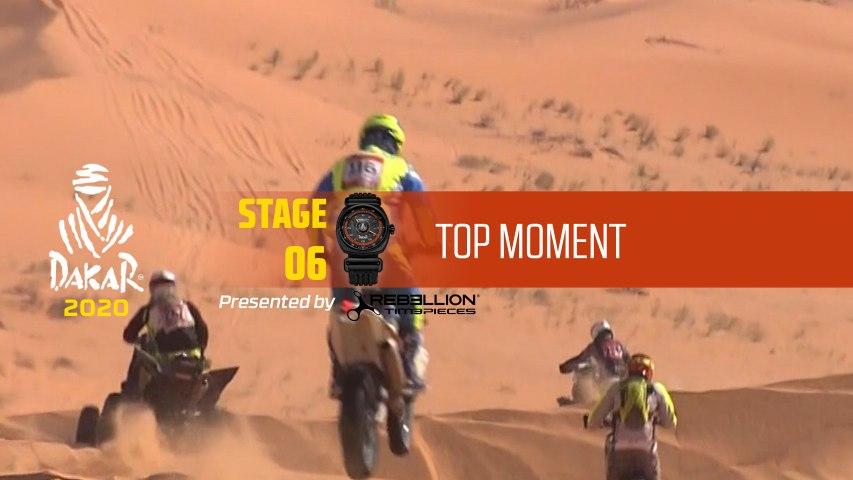 Dakar 2020 - Étape 6 / Stage 6 - Top Moment by Rebellion