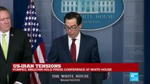 US announces tighter sanctions against Iran