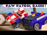 Paw Patrol Racing Challenge Funlings Race with Paw Patrol Mighty Pups Full Episode English Toy Story  La Pat' Patrouille