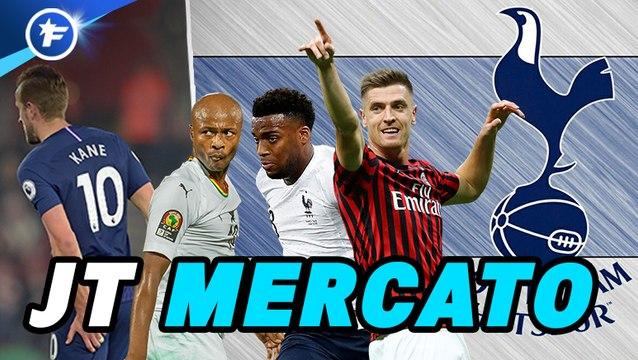 Journal du Mercato : Tottenham va surprendre tout le monde, l'Inter Milan passe aux choses sérieuses