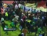 Hooligan Terror on the Pitch - Al-Ahli vs Al-Masri (Port Sai