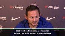 Lampard grilled by young Chelsea fan