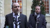 Conférence de financement - Réaction de Laurent Berger