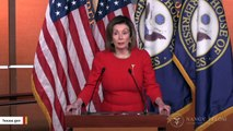 Pelosi Says She'll Send Trump Impeachment Articles To Senate Next Week