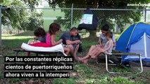 La crítica situación que vive Puerto Rico tras potente terremoto