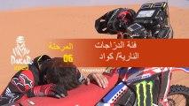 داكار 2020 - المرحلة 6 (Ha'il / Riyadh) - ملخص فئة الدرّاجات النارية/ كواد