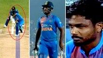 Ind vs SL 3rd t20 | Sanju Samson failed in batting