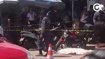 Homem morre após ser esfaqueado na Serra