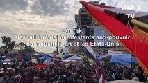 Irak: heurts entre forces de l'ordre et manifestants anti-gouvernementaux à Kerbala