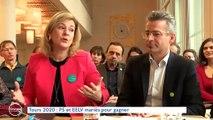 """L'invitée de la rédaction - 10/01/2020 - Cathy Münsch-Masset , candidate PS , numéro 2 sur la liste 'En avant Tours"""""""