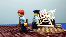 LEGO Cyclops - Spiders- - A Generic Monster Movie - Stop Motion