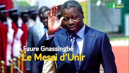 Togo:Portrait de Faure Gnassingbé