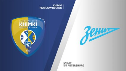 EuroLeague 2019-20 Highlights Regular Season Round 18 video: Khimki 81-83 Zenit