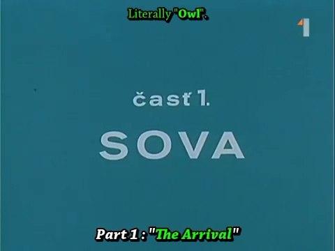 Safari (1986) English Subtitles - Part 1: 'The Arrival' [SummerSub]