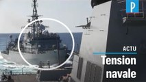 Quand un navire russe « agressif » fonce sur un destroyer américain
