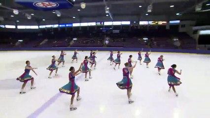 2020 Winterfest & World Junior Synchronized Skating Championship Qualifier