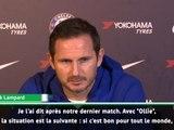 Chelsea - Lampard prêt à laisser partir Giroud
