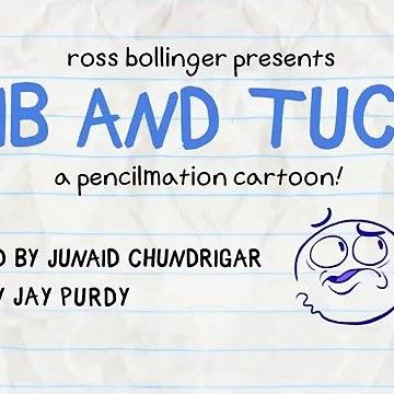 Nib And Tuck - Pencilmation