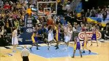 Los Angeles Lakers 108-119 Denver Nuggets