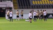 Derbi madrileño en la final de la Supercopa de España de fútbol