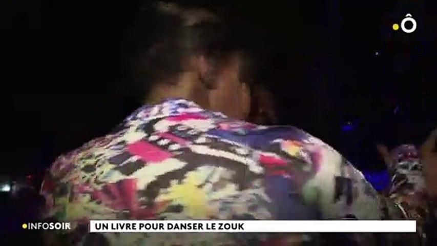 """2020 - reportage sur france ô de L. Otvas le 10 janvier sur le livre """"la codification du Zouk"""""""
