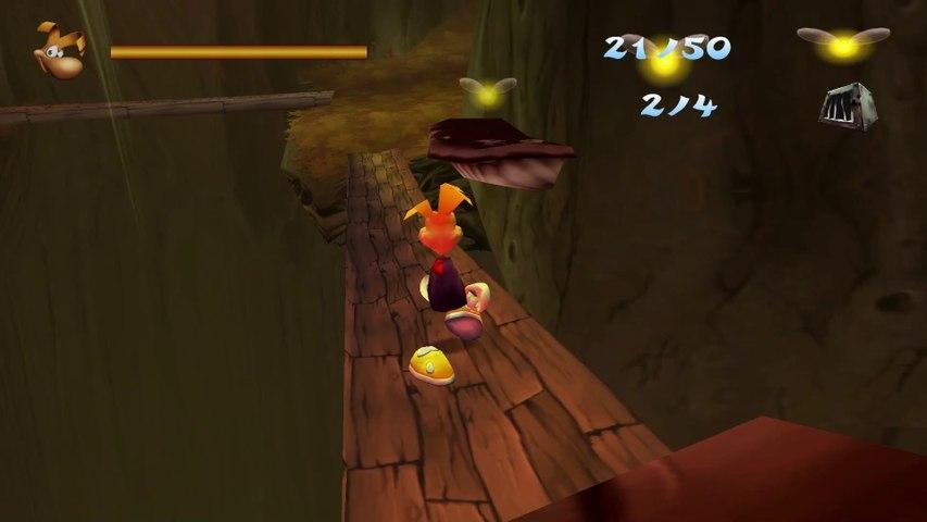 MortaLet's Play - Rayman 2 The Great Escape (PC) [Partie 10 : La Canopée]