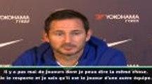 """Chelsea - Lampard : """"Dembélé est le joueur d'une autre équipe"""""""