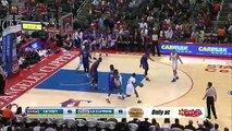 Detroit Pistons 103-112 Los Angeles Clippers