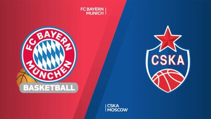 EuroLeague 2019-20 Highlights Regular Season Round 18 video: Bayern 77-84 CSKA