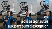 Trois femmes d'exception dans les nouveaux astronautes de la Nasa