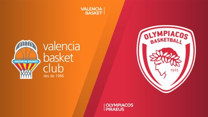 EuroLeague 2019-20 Highlights Regular Season Round 18 video: Valencia 91-93 Olympiacos