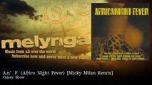Coissy Show - A.n' .F. (Africa Night Fever) [Micky Milan Remix]
