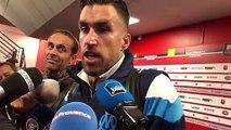 """Rennes-OM : """"On a joué comme une vraie équipe"""" (Strootman)"""