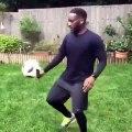 Jay Jay Okocha, eski günlerini hatırlattı