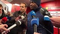 """Rennes-OM : """"On a fait le match qu'il fallait, sur un terrain vraiment difficile"""" (Mandanda)"""