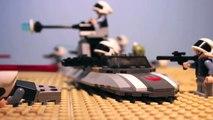 Lego Cyclops - Star Wars Battle for Tatooine - Stopmotion
