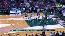 Boston Celtics 93-96 Milwaukee Bucks