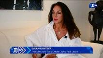 """Elena Bluntzer: """"Nunca pienso mudarme de Miami"""""""