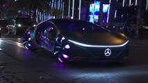 Mercedes-Benz at the CES 2020 Highlights