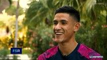 FOX Sports Radio: Un rostro diferente de Uriel Antuna
