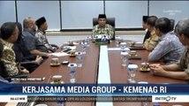 Penjajakan Kerjasama Media Group dan Kemenag RI