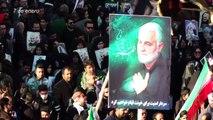 Washington aumenta la presión sobre las finanzas de Teherán