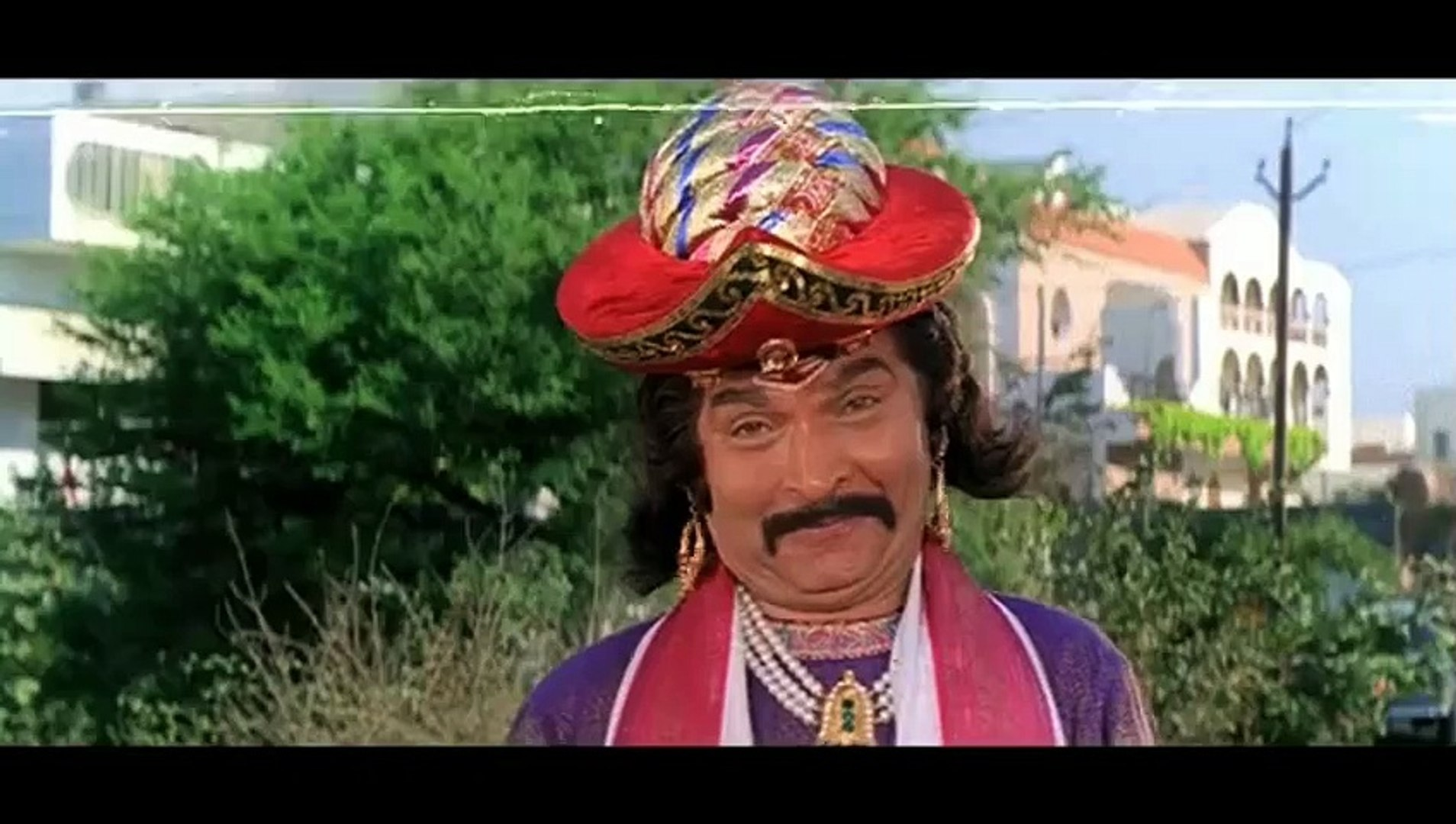 How To Comedy Movies | Hindi Movies | Asrani Looks At Cowdung | Comedy