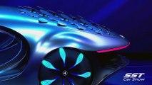 MERCEDES BENZ - VISION AVTR CONCEPT CAR
