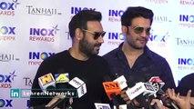 Ajay Devgn Breaks Silence On Fans Boycotting Chhapaak