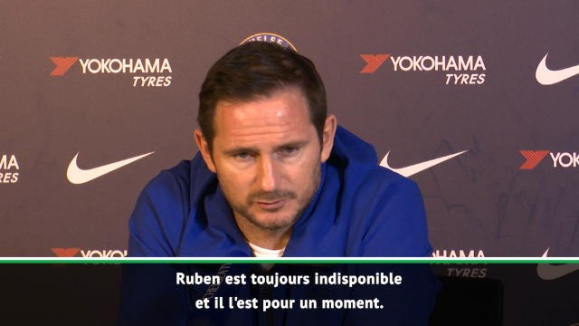 22e j. - Lampard fait le point sur les blessures de Pulisic et Loftus-Cheek
