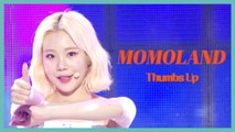 [HOT] MOMOLAND -  Thumbs Up ,  모모랜드 - Thumbs Up Show Music core 20200111